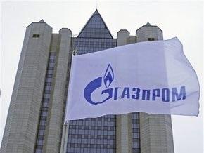 Газпром заявил о рекордном падении экспортных доходов