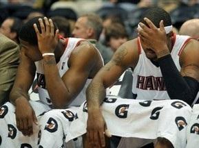NBA: Ніч розгромів