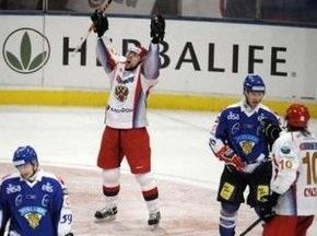 Євротур: Росія вирвала перемогу у Фінляндії, шведи обіграли чехів