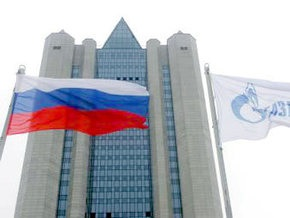 Капитализация Газпрома за 2008 год снизилась на 75%