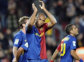 Барселона готова продати Анрі