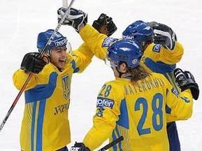 Хокей: Україна обіграла Італію у відборі до ОІ-2010