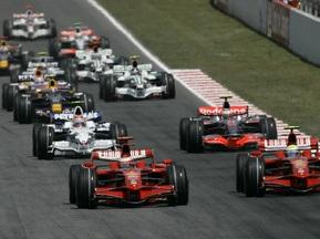 В Риме спроектируют трассу для Формулы-1