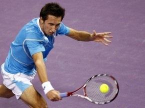 Загреб ATP: Стаховский начал с победы