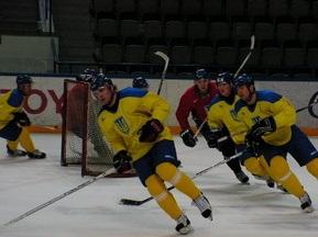 Оглашен состав сборной  Украины по хоккею на отборочные матчи на Олимпиаду-2010