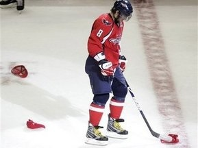NHL: Хет-трік Овечкіна приносить перемогу Вашингтону