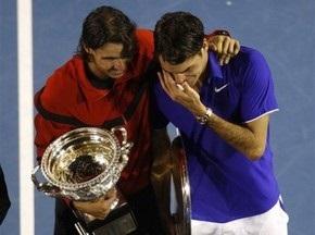 Надаль вибачився перед Федерером