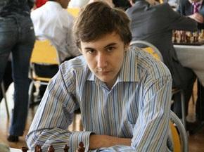 Вейк-ан-Зеє: Карякін програв Камскі