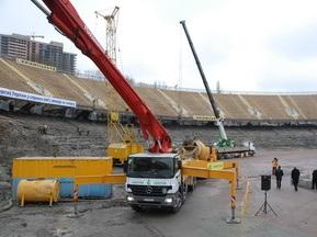 На НСК Олімпійський завершили перший етап реконструкції