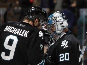 NHL: Акули повертаються на вершину