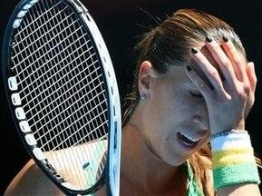 Названа причина поражений сербов на Australian Open-2009