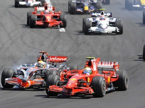 F1: Гран-прі Риму не перешкодить перегонам у Монці