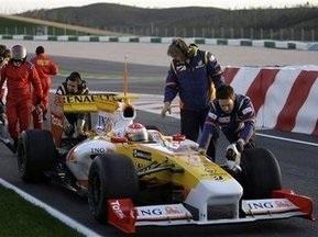 Алонсо жалуется на новый болид Renault