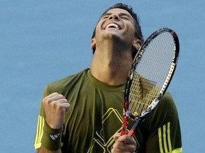 Australian Open: Вердаско в півфіналі