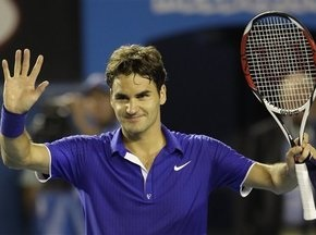 Федерер: Я доволен тем, как играл