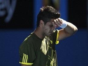 Australian Open: Вердаско уступает в паре