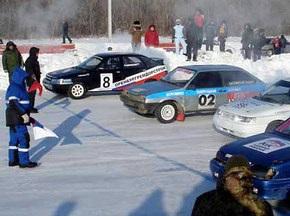 Во время зимних трековых гонок погиб зритель