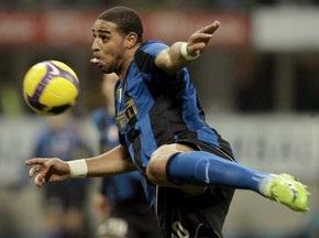 Адріано дискваліфікований на три матчі за удар суперника