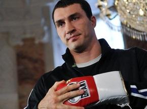 Владимир Кличко хочет побить Поветкина в конце года