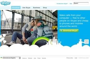 Слухи о продаже Skype разгораются с новой силой