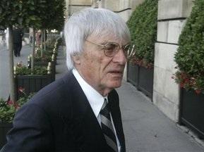 F1: Екклстоун допомагає Wіllіams