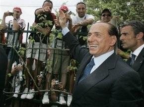 Берлускони: Я забочусь не о благе Манчестер Сити