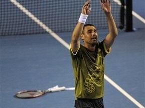 Australian Open: Соперником  Джоковича стал Багдатис