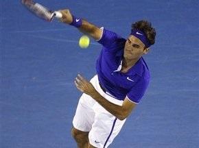 Australian Open: Федерер перемагає Сафіна