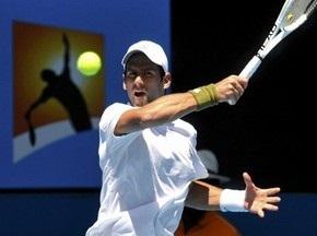 Australian Open: Джокович проходить в наступне коло
