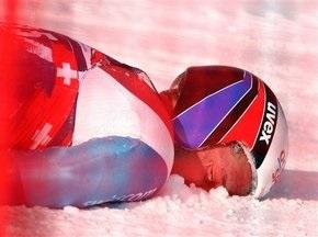 Швейцарський гірськолижник упав з 40-метрової висоти