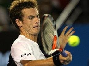 Australian Open: Мюррей проходит в следующий круг