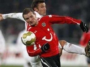 Шевченко відзначився за Мілан в контрольному матчі