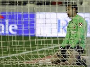 Соперник Динамо потерял основного вратаря