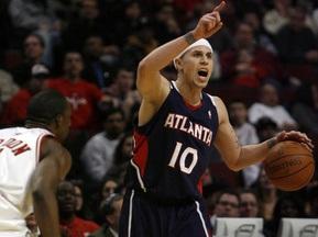 NBA: Полет Ястреба