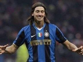 Лучшим футболистом Серии А назван Ибрагимович