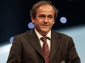 УЄФА не розробляє запасний план проведення Євро-2012