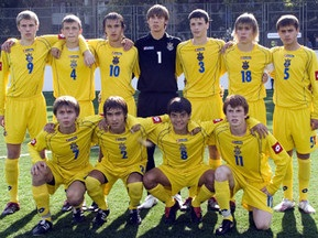 Збірна України U-17 перемогла в Мінську