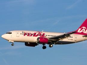Крупнейшая авиакомпания Литвы прекратила свою деятельность