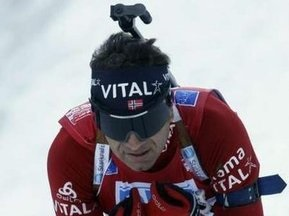 Бьорндален тріумфує у спринті