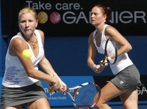 Сестри Бондаренко програють у фіналі турніру в Хобарті