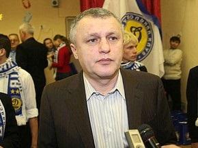Игорь Суркис рассказал о трансферах Динамо