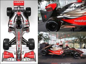 ФОТО: McLaren презентував новий болід
