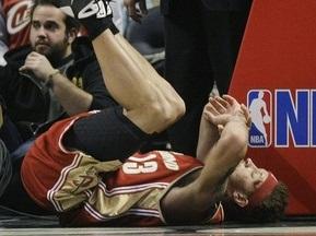 NBA: Кавалеристи зазнають втрат