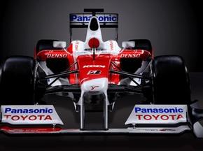 Toyota презентовала новый болид