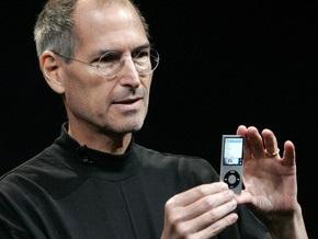 Джобс взял больничный на полгода: акции Apple падают
