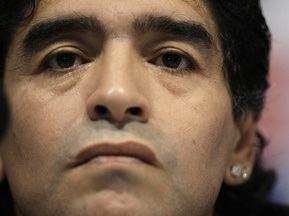 Марадону можуть позбавити вічного десятого номера в Наполі