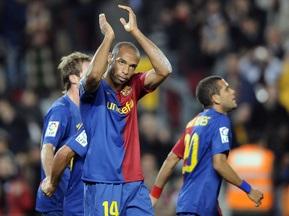 Барселону оштрафовали на 57,6 миллионов евро
