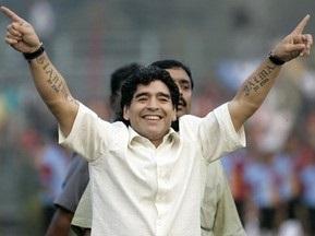 Марадона: Мессі буде краще за мене