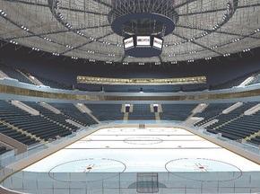 Белорусы встретят следующий 2010 год на хоккейной арене