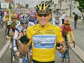 Ленс Армстронг: Нереально зараз очікувати від мене перемоги